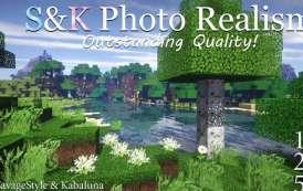 S&K Photo Realism #MinecraftTexture