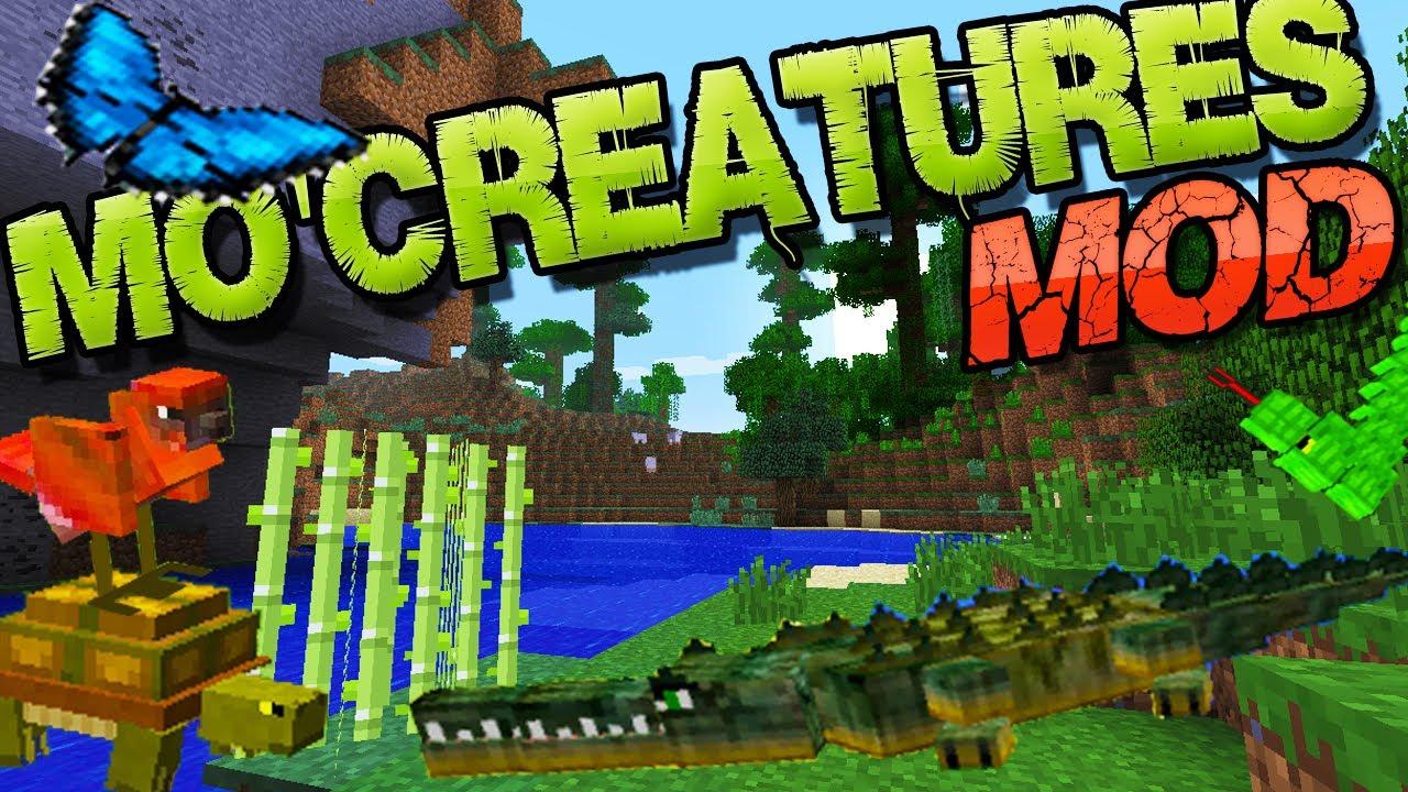 Mo' Creatures Mod para Minecraft 1.8 #MinecraftMod