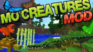 Mo' Creatures Mod para Minecraft