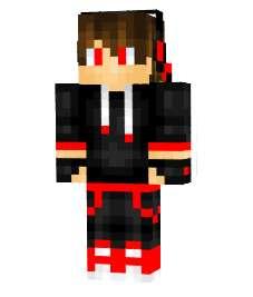Skin Chico Cool Minecraft
