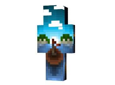 Skin Día y Noche para Minecraft