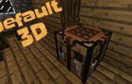 Pack de Texturas Default 3d para Minecraft 1.8