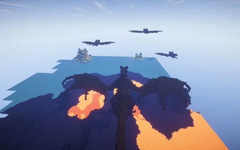 Descargar Mapa Guerra Fantasia Minecraft