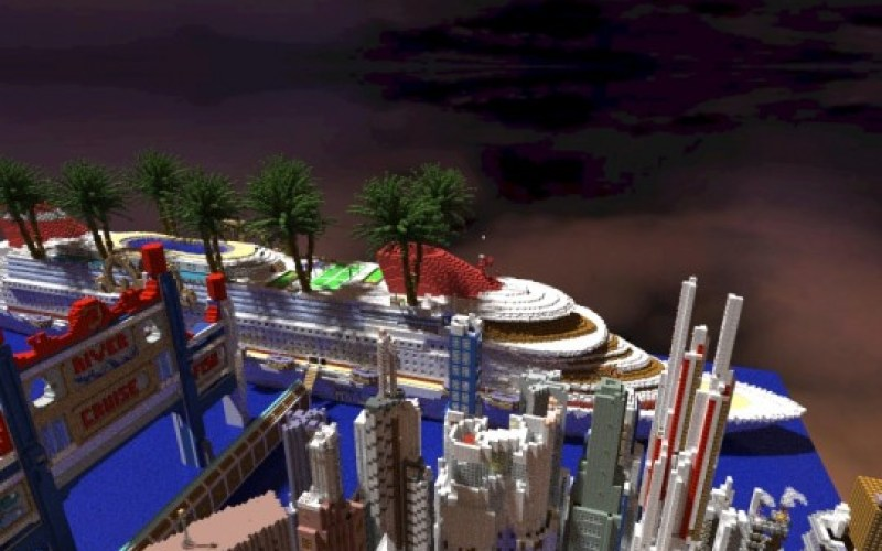 Descargar Mapa Jurassic World Minecraft