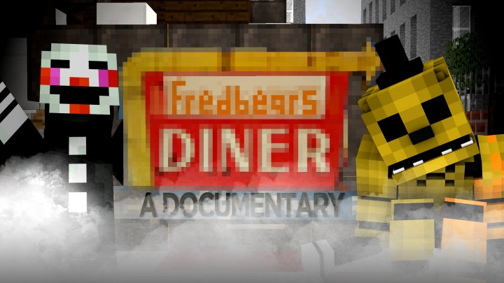 Pack Texturas Fredbears para Minecraft 1.8