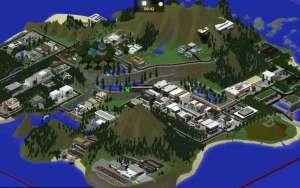 Mapa Paraiso para Servidores Minecraft