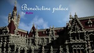 Gran Palacio Minecraft