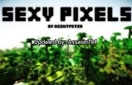 Pack de Texturas Sexy Pixels para Minecraft 1.8