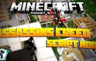 [MCPE] Assassins Creed Mod 0.10.5 / 0.10.4