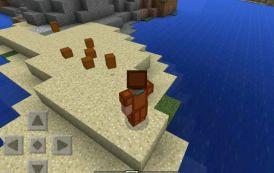 [MCPE]  Chocolate Craft Mod 0.10.5 / 0.10.4