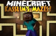 Laberintos Mod para Minecraft 1.7.10 / 1.7.2 / 1.6.4 por Kasslim