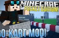 MineKart Mod para MCPE 0.10.5 / 0.10.4