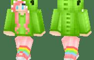 Minecraft Dino Chica MCPE