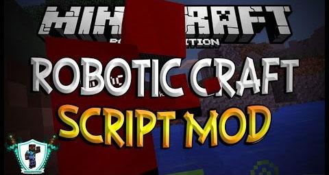 Robotic-arte-mod-MCPE