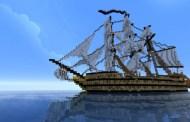 Descargar Barco Pirata Minecraft