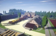 Mega Granja Minecraft
