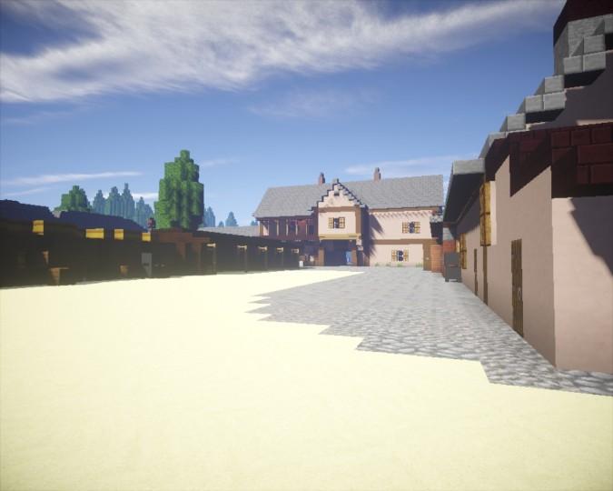 Mega Granja Minecraft 3
