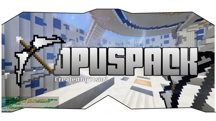 Pack Texturas Opus Minecraft 1.8.8/1.8