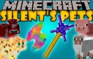 Silent's Pets Mod Minecraft 1.7.10