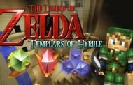 Mapa The Legend of Zelda: Templars of Hyrule Minecraft 1.8.8/1.8