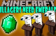Villagers Need Emeralds Mod Minecraft 1.7.2