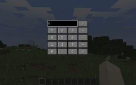 Mod MineCalculator Minecraft 1.8
