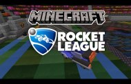Mapa Rocket League Minecraft 1.8.8/1.8