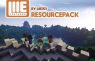 Paquete Recursos LIIE's Minecraft 1.8.8/1.8/1.7.10