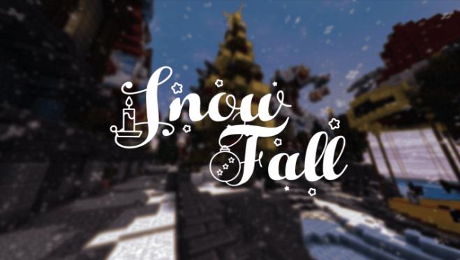 Snowfall Minecraft