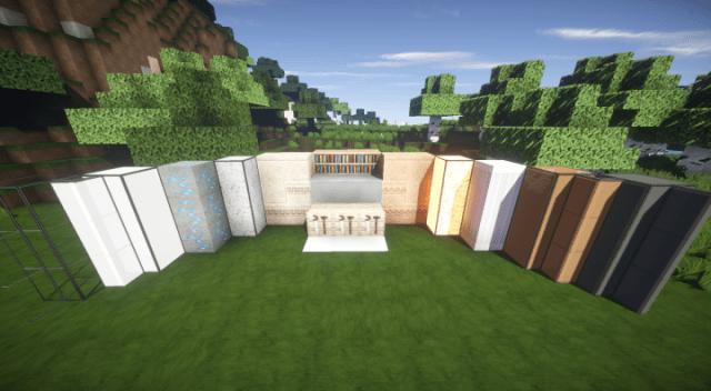 Flows HD Revival Texture Pack para Minecraft 1.14.4/1.13.2/1.12.2   MinecraftDos