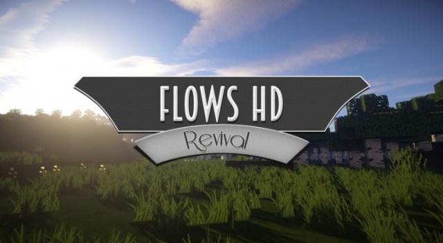Flows Hd Revival Texture Pack Para Minecraft 1 14 4 1 13 2 1 12 2 Minecraftdos