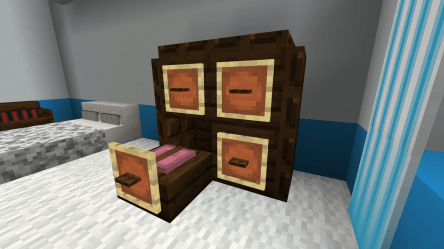 Minecraft Furniture Ideas and Tips