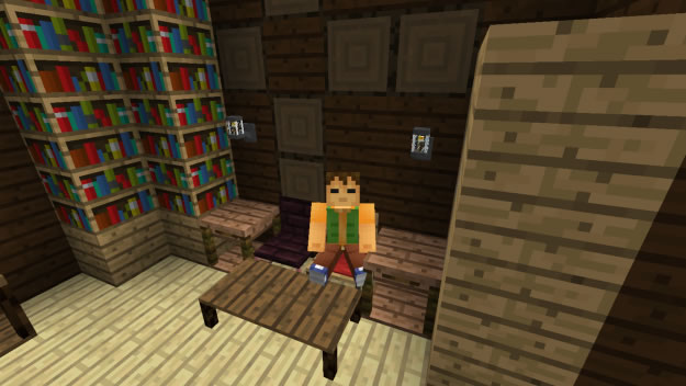 Useful Interior Mod for Minecraft 1122 Furniture and
