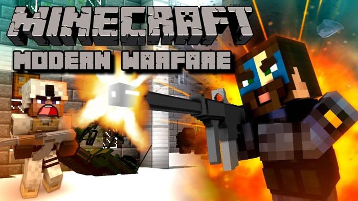 Mw3 3d Wallpapers Modern Warfare Mod For Minecraft 1 12 2 1 11 2 1 7 10