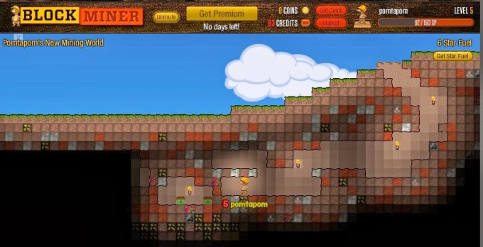 Mining Games Unblocked At School Games World