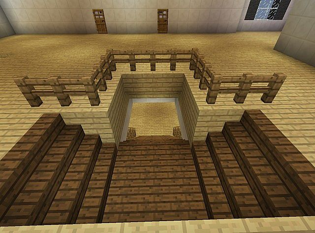 Townhouse Mansion Minecraft House Design