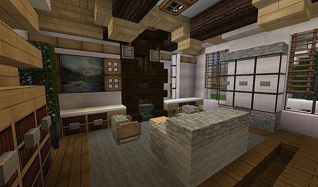 Georgian Home  Minecraft House Design