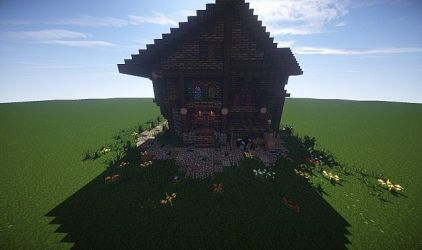 medieval minecraft build nice things doing always link