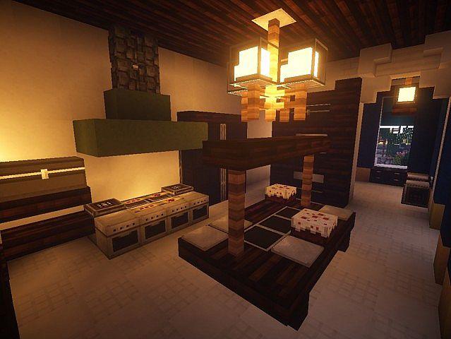 Snows Mansion – Minecraft House Design
