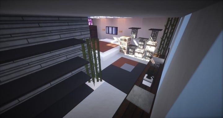 Clane Modern House Minecraft House Design