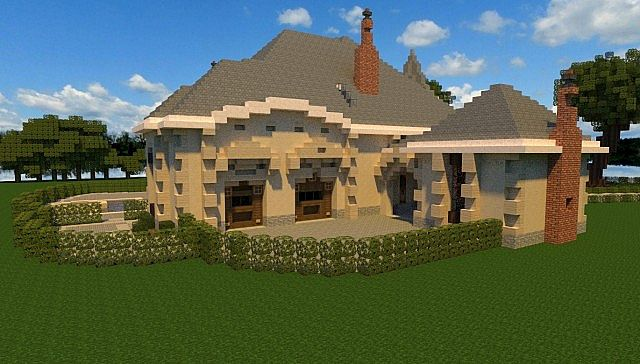 french country ideas for living rooms small room with hardwood floors manor – minecraft house design