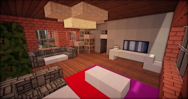 Traditional House Minecraft House Design