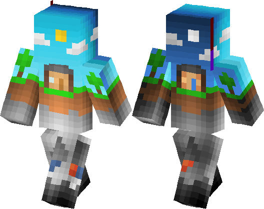 OverWorld By Oscar Minecraft Skin Minecraft Hub