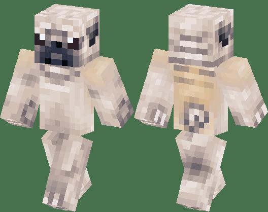 Pug Apocalipse Minecraft Skin Minecraft Hub