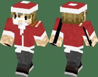 Christmas Grian Minecraft Skin Minecraft Hub