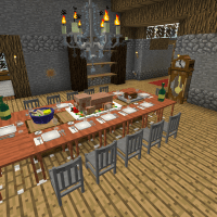 Decocraft Mod 1.15.2/1.14.4/1.13.2/1.12.2 (Decorate Your House in Minecraft)