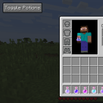 Potion Storage - pause your effects and save them for later Mod