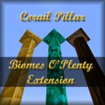Corail Pillar - Extension Biomes O'Plenty Mod