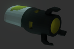 Combustible Lemon Launcher Mod
