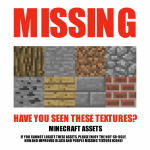 Missing Textures Mod